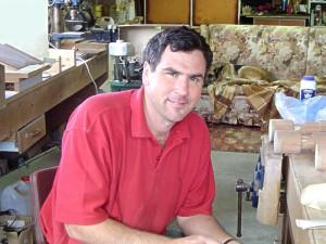 Geoff Locke Master Cabinetmaker