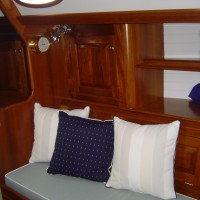 boat bench seats
