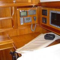 boat communications centre