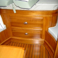 boat storage drawers