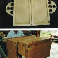 custom built marine furniture