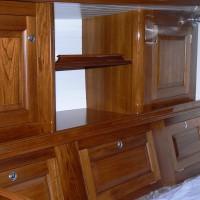hand made marine cabinets